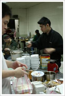 艋舺美食》周記肉粥店